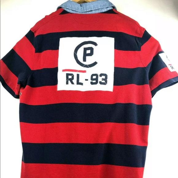 2ad6e3fab Polo by Ralph Lauren Shirts | Polo Ralph Lauren Regatta Rednavy ...
